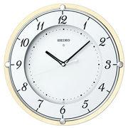 【新品取寄せ品】セイコークロック 電波掛時計 KX373A