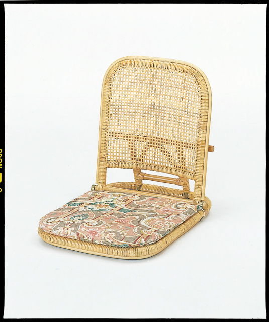 座椅子(クッション付き)