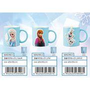 【アナと雪の女王】立体マグカップ