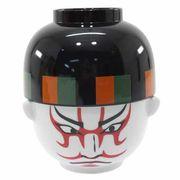 【新生活】茶碗と汁椀セット/まんぷく歌舞伎