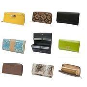 【人気】婦人財布のアソートセット  什器付