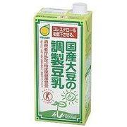 【代引不可】 マルサンアイ 国産大豆の調製豆乳 1000ml(2ケース) 【mraisc】 その他