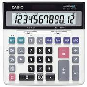 DS-120TW カシオ スタンダード電卓 税計算・加算器方式 デスクタイプ 12桁