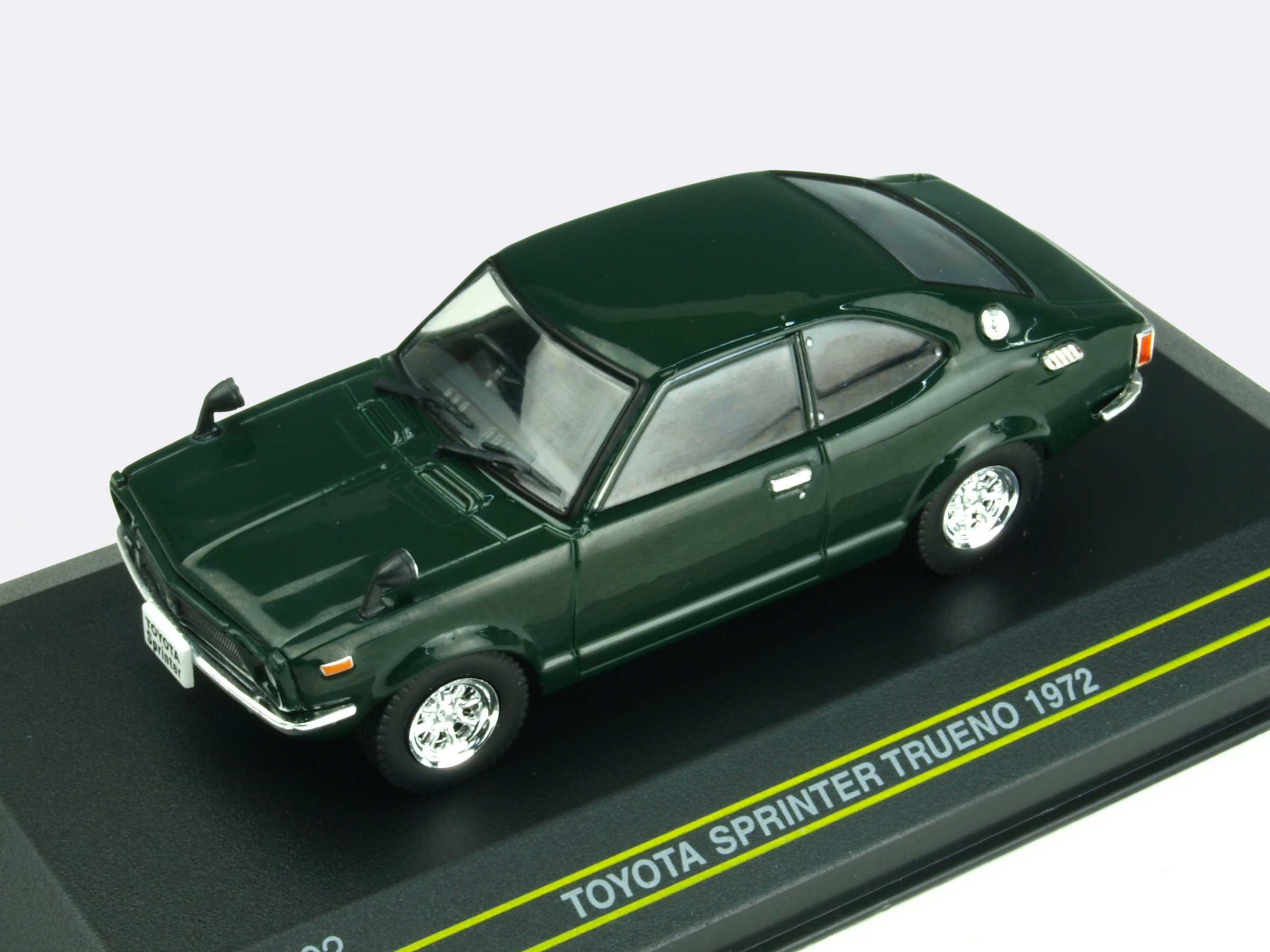 First43/ファースト43 トヨタ スプリンタートレノ 1972 グリーン