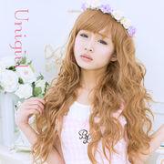 【ユニガール】プリンセス系ゴージャスウィッグ☆『プリンセスドーリーロング』