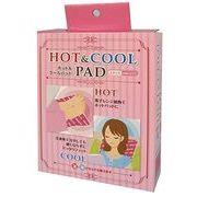 ホット&クールパッド ピンク(化粧箱) L F8103