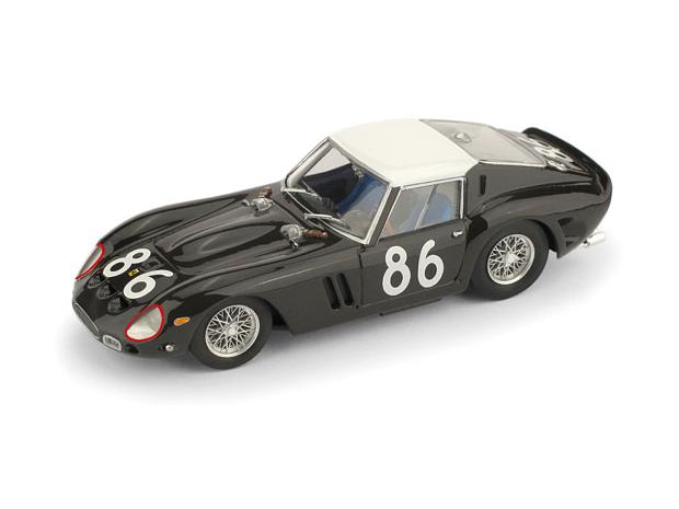 BRUMM/ブルム フェラーリ 250 GTO 3451GT 1962年タルガ・フローリオ #86