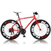 (価格変更)CANOVER CAC-023 NAIAD クロスバイク レッド 25585【代引き不可】