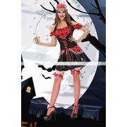 カリブ ドレス 海賊 コスプレ ハロウィン