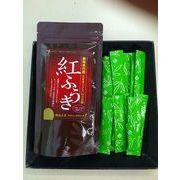 《店舗必見》静岡県産 紅ふうき(微粉末/スティックタイプ) (0.4×15本)g×20袋