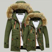 メンズ 冬 アウター ファッション  ジャケット 中綿コート 防寒