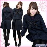 ■送料無料■雙葉(ふたば)高等学校 冬服 サイズ:M/BIG