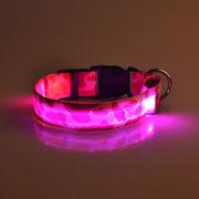 ペット/ペット用品/犬用首輪/光る首輪/LED