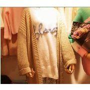 【初回送料無料】人気超可愛いセーター◆全3色●xz-f39870-186【2016秋冬商品】