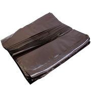 ビニール宅配袋 特大 LLサイズ ブラウン テープ付き透けない 宅配袋 梱包資材 vin5