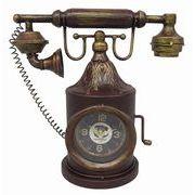 【お仕入れ\12000で送料無料】【アンティーククロック】PHONE