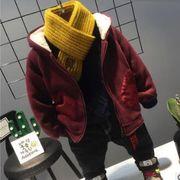 ★新品★韓国風★キッズ服★3点セット★カジュアル ジャケット+Tシャツ+ズボン