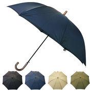 [65cm]傘 紳士 メンズ ジャンプ傘