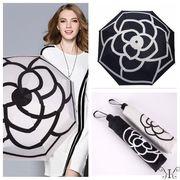 【即納771010】カメリア 晴雨兼用 折り畳み傘 日焼け対策傘 camellia オンブレル アンブレラ