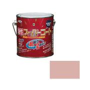 アサヒペン 油性スーパーコート 0.7L シャドーピンク×5セット