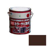 アサヒペン カラーサビ鉄用 0.7L こげ茶×5セット