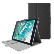 エレコム 9.7インチ iPad 2018年モデル&2017年モデル/フラップカバー/ソフ