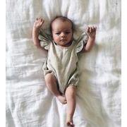 ★ロンパース 赤ちゃん服★ベビーちゃん オーバーオール★連体服