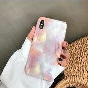 大理石 風 ミラー ツヤ 加工 アイフォン iPhoneケース 送料無