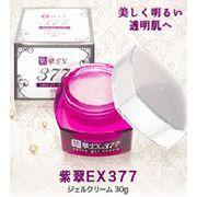 紫翠EX377 ジェルクリーム 30g
