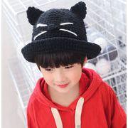 秋冬新作♪子供帽子★キャップ 男女通用★帽子★ニット帽子★ニットハット★赤ちゃん帽子