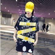 【春夏新作】ファッションTシャツ