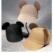 ★2019新品★子供帽子★麦わら帽子★キャップ★トッパー★