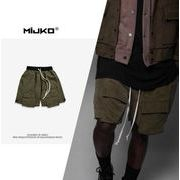 ファッション デニム 半ズボン メンズ レディース 新作 SALE 涼しい カジュアル SALE ボクシング 短パン