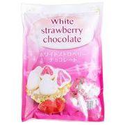 食品部門、売上ランキング2位 ホワイトストロベリーチョコレート160g