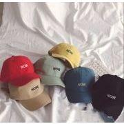 秋新作★旅行最適 キッズ帽子★日除け帽子 キャップ