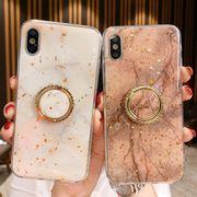スマホケース iPhone ケース 携帯ケース バンガーリング付き