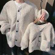 人気商品★♪親子服★♪冬★♪暖かい上着★♪毛糸コート★♪可愛い★防寒★♪♪♪