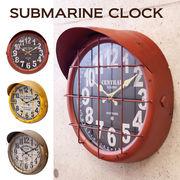 【壁掛時計】アンティーククロック サブマリン2