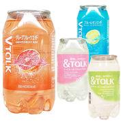 特別特価 vTaLK &TaLK ドリンク 韓国 インスタで話題 透明缶