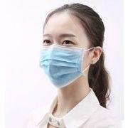 マスク 国内在庫有り 大量在庫発送 使い捨てマスク 花粉症  50枚入/1袋 3層構造 大人用【即時発送可】