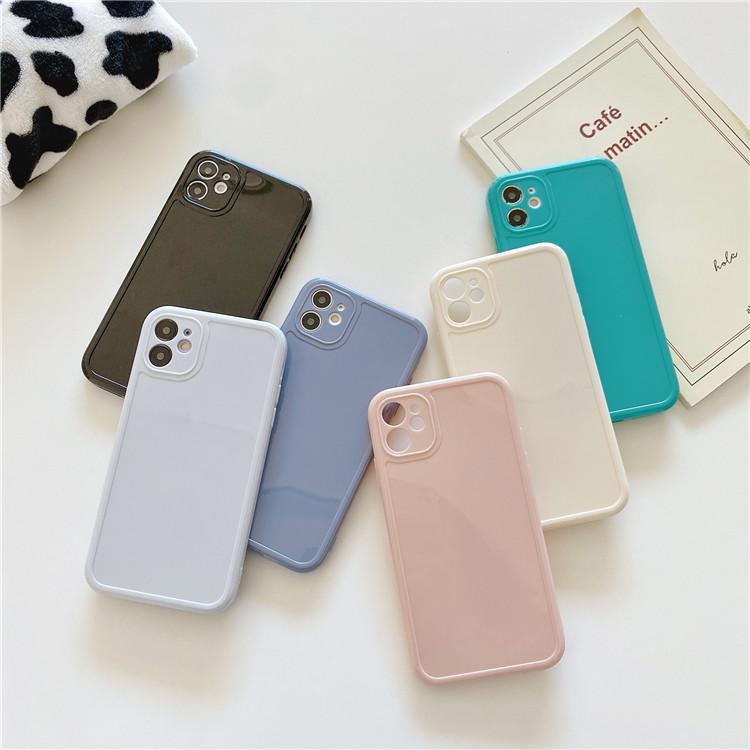 iphone12ケース 無地 iphone11Pro Max ケース ソフトケース