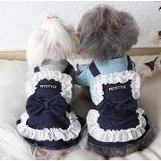 秋冬新作★超可愛いペット服★犬服 ワンピース★ワンちゃん服 ドッグウェア ネコ雑貨★犬用のスカート