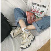 安いですが、とてもきれいです 韓国ファッション 古い靴 内側の増加 カジュアル スポーツシューズ