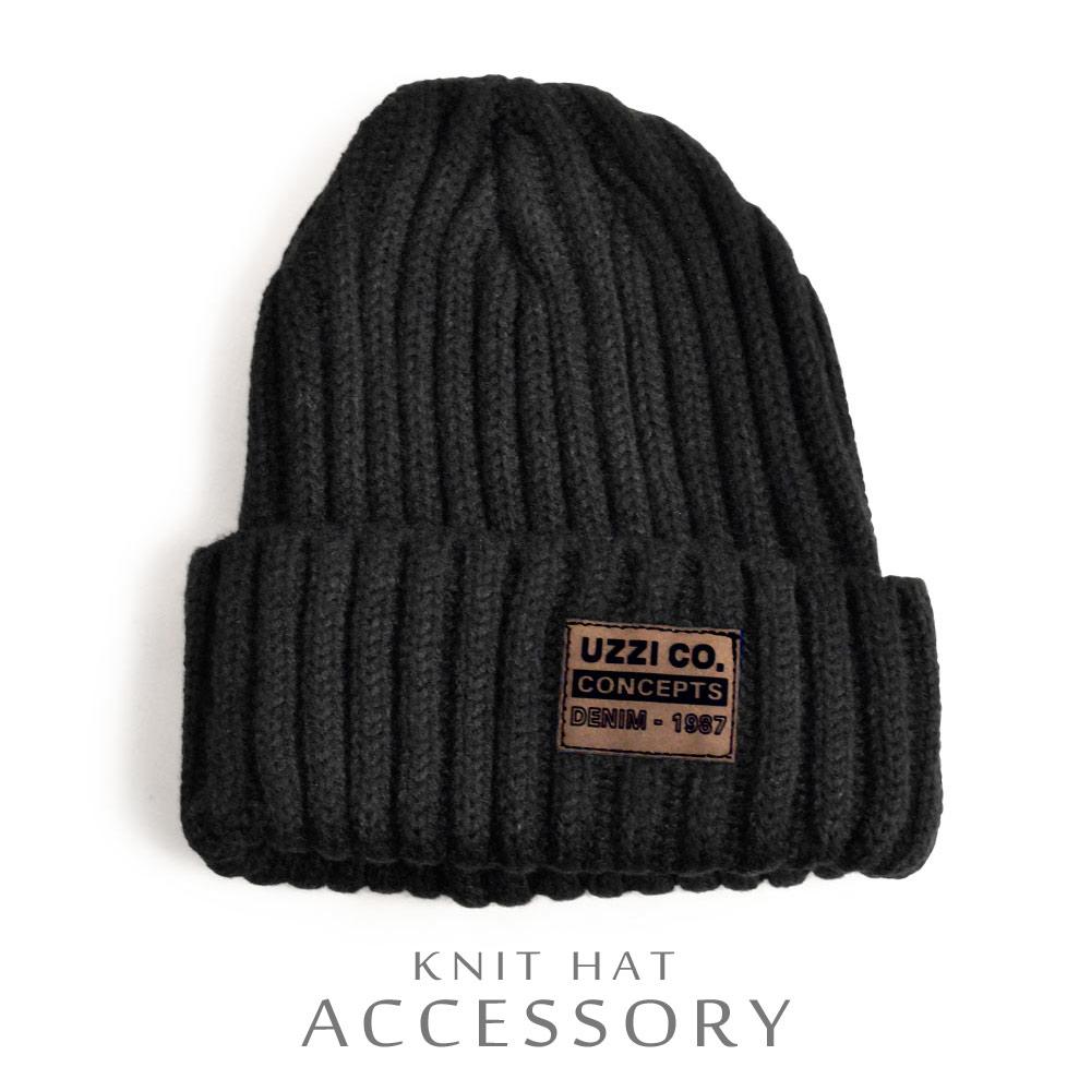 ▼MAGGIO▼【売り切り特価品】キッズサイズ ラベル付きニット帽 ニットキャップ