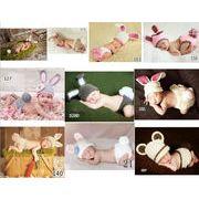 ベビーコスチューム ★新生児フォト 写真撮影 記念写真 衣裳  ★赤ちゃん ベビー