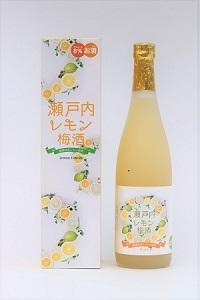 瀬戸内レモン梅酒