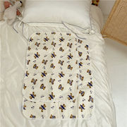 【KID】韓国風子供服 ベビー  防水マットレス 洗濯に便利 生理 タオル